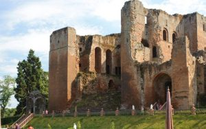 External View of Kenilworth Castle