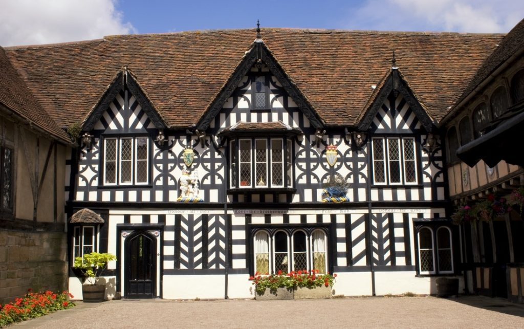 Lord Leycester Hospital External