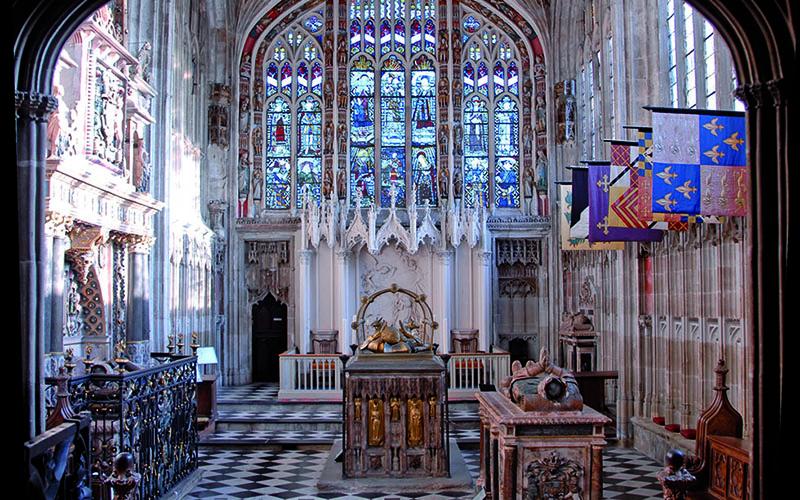 St Mary's Church Warwick