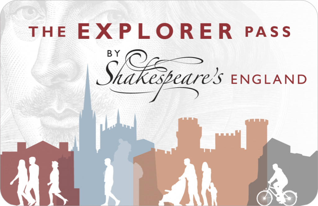 Save with The Shakespeare's England Explorer Pass