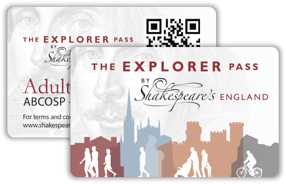 The Shakespeare's England Explorer Pass Warwickshire
