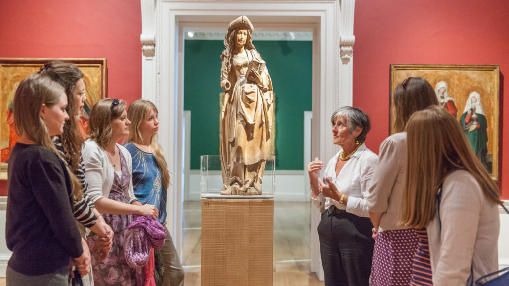 Compton Verney Gallery Tour