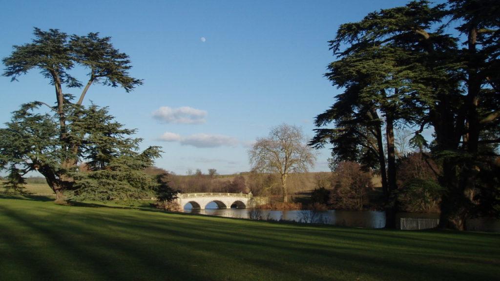 Compton Verney Park in Warwickshire