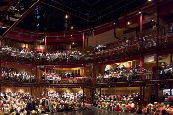 Swan Theatre Warwickshire