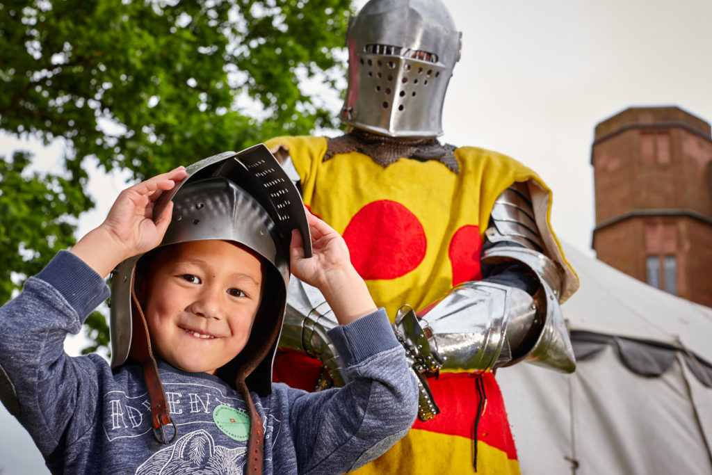 Kenilworth Knights and Princesses Warwickshire
