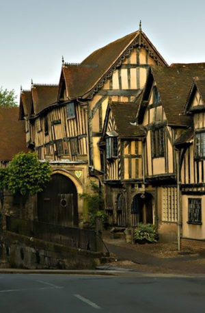 Lord Leycester Medieval Hospital Warwickshire