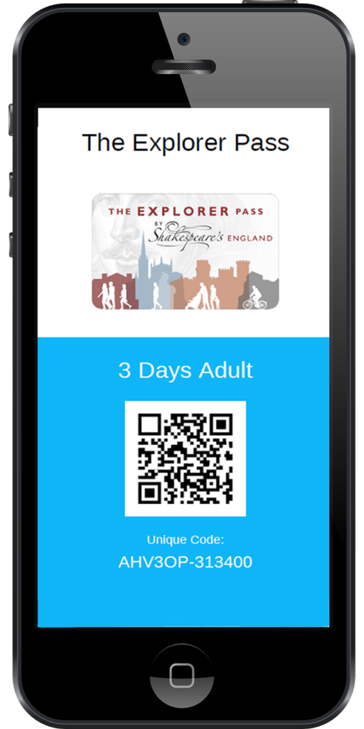 Explorer Pass Mobile