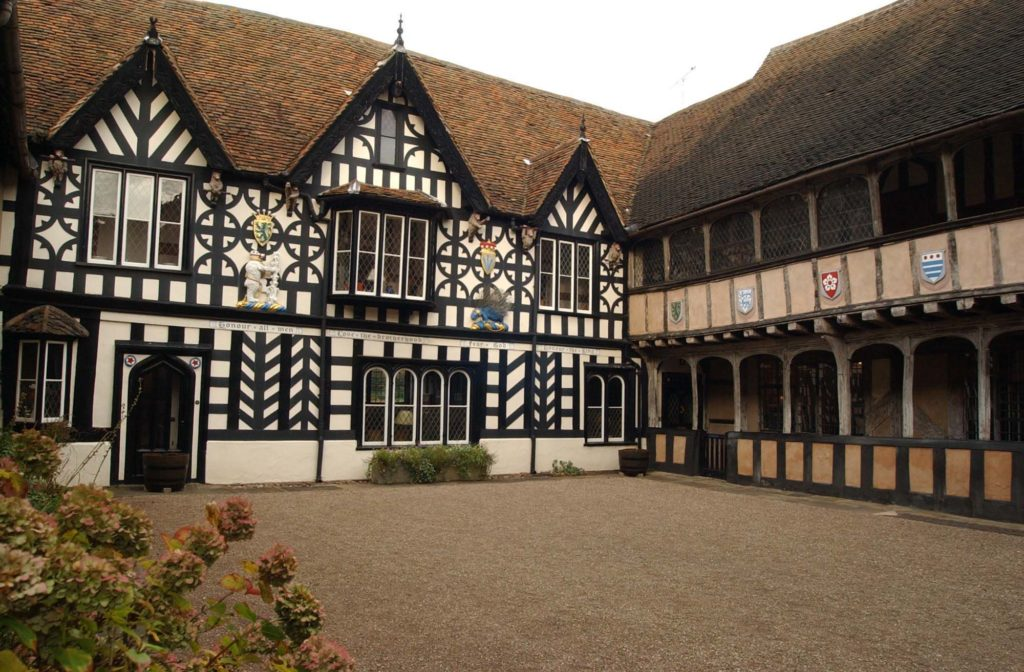 Master's House at Lord Leycester Hospital