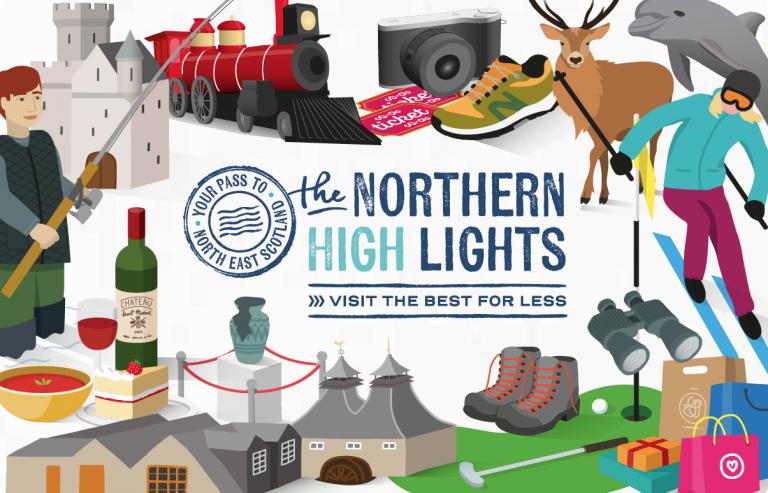 Northern Highlights Pass