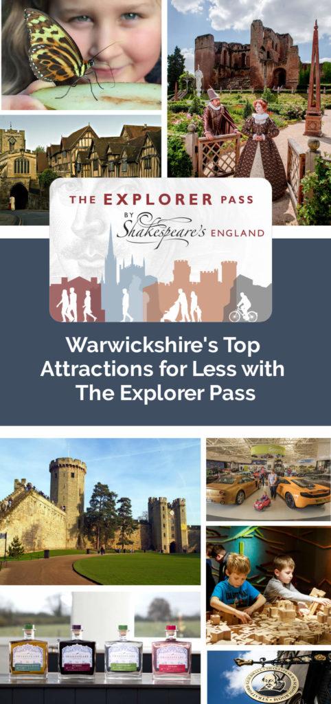 Explorer Pass DL Leaflet